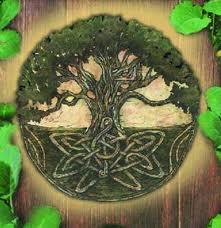 celti albero della vita e della morte