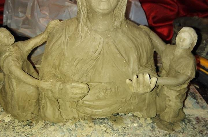 l'argilla prende vita